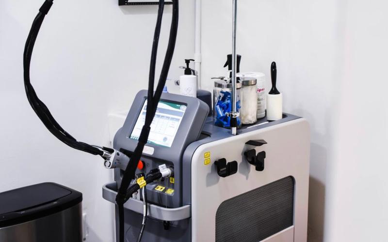 GmaxPro Laser at uplift spa
