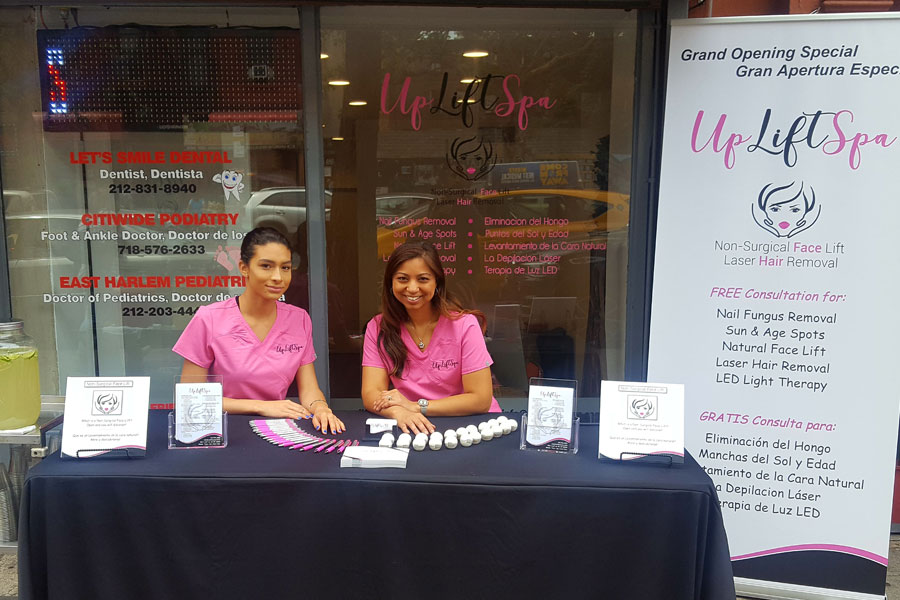 Grand Opening of Uplift Spa