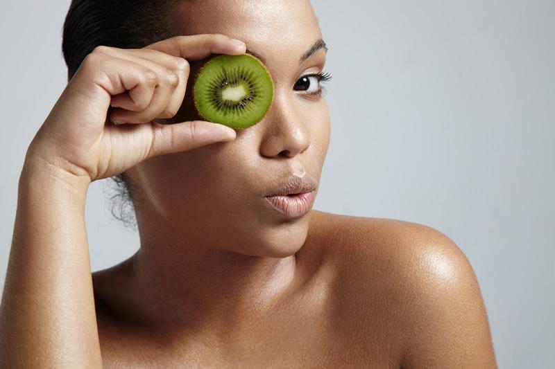 Luxury Hyperpigmentation Facial kiwi eye
